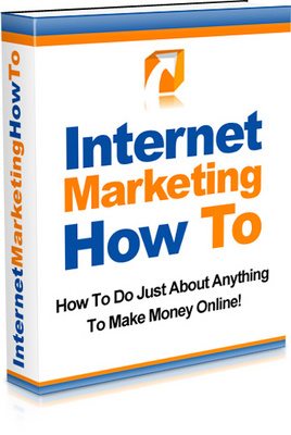 Product picture Internet Marketing How To - Everything To Make Money