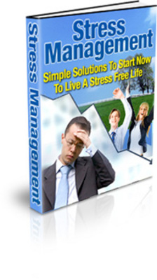 Product picture Stress Management - Simple Solution