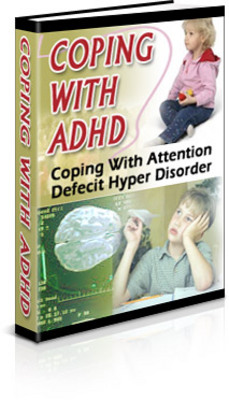 Product picture Coping With ADHD - Your Are Not Alone